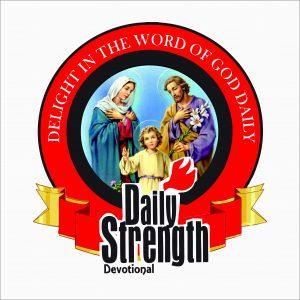 Daily Strength Devotional Logo