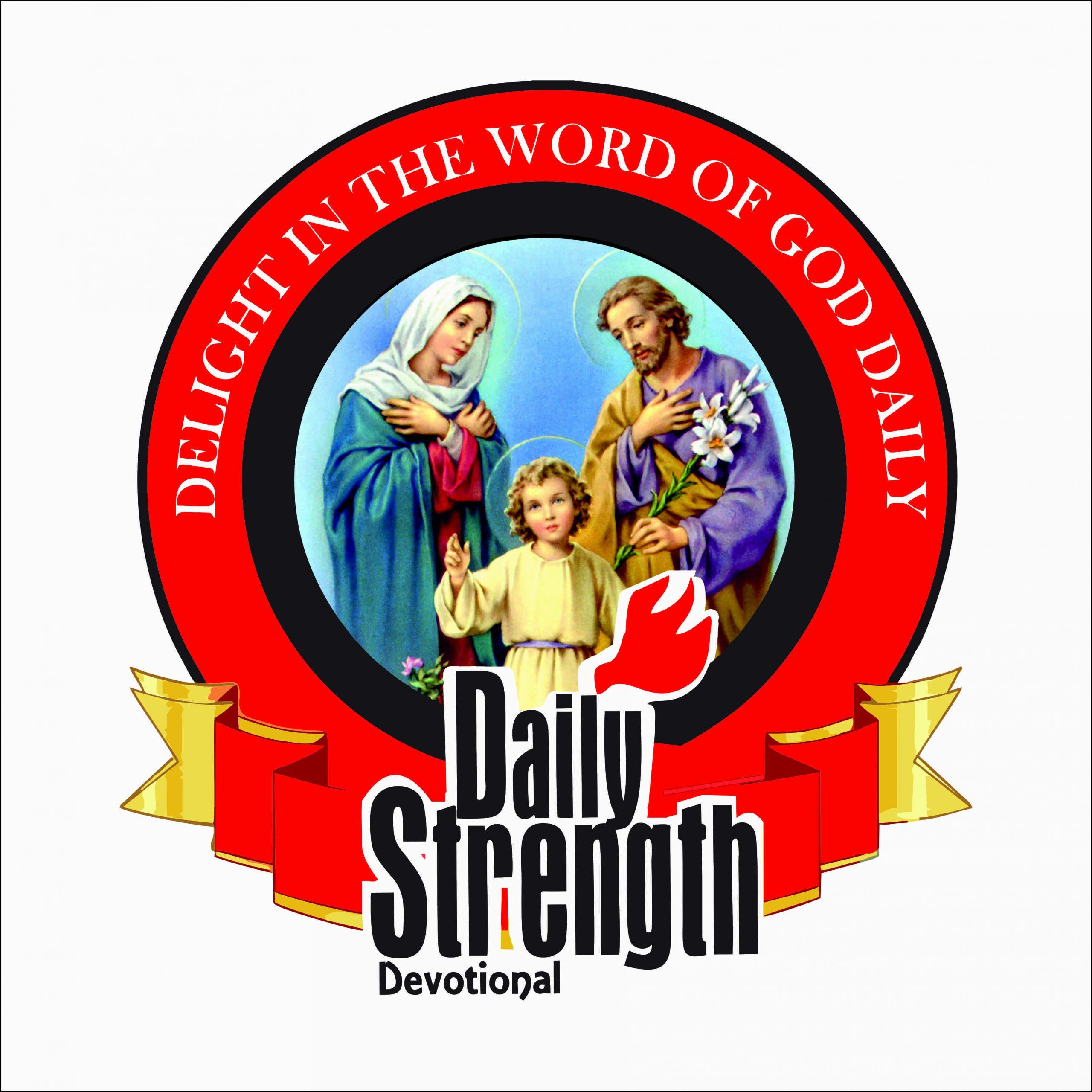 Daily Strength Devotional